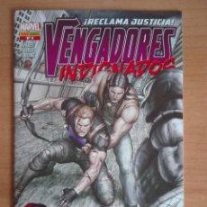 Cómics: VENGADORES INDIGNADOS 6 PANINI. Lote 121871175