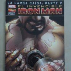 Cómics: EL INVENCIBLE IRON MAN VOL.2 Nº 22 - PANINI - POSIBLE ENVÍO GRATIS. Lote 121895187