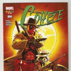 Comics: COHETE 004 Nº 36 - PANINI - NUEVO SIN LEER. Lote 121985019