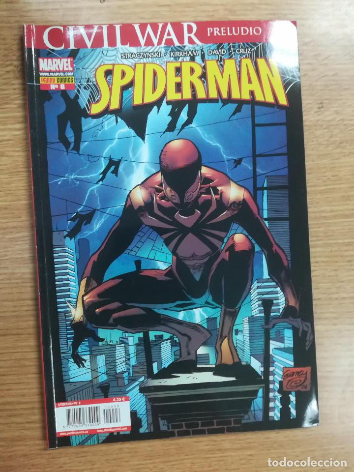 SPIDERMAN #6 (Tebeos y Comics - Panini - Marvel Comic)