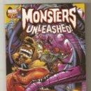 Cómics: MONSTERS UNLEASHED! - Nº 6 DE 6 ULTIMO NUMERO - PANINI - NUEVO, SIN LEER. Lote 122187959