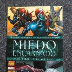 Cómics: MIEDO ENCARNADO LIBRO PRIMERO Nº 1. Lote 122243851