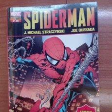 Cómics: SPIDERMAN UN DIA MAS, STRACYNSKI, QUESADA. ESPECIAL 144 PÁGINAS, MARVEL, PANINI. Lote 122314467