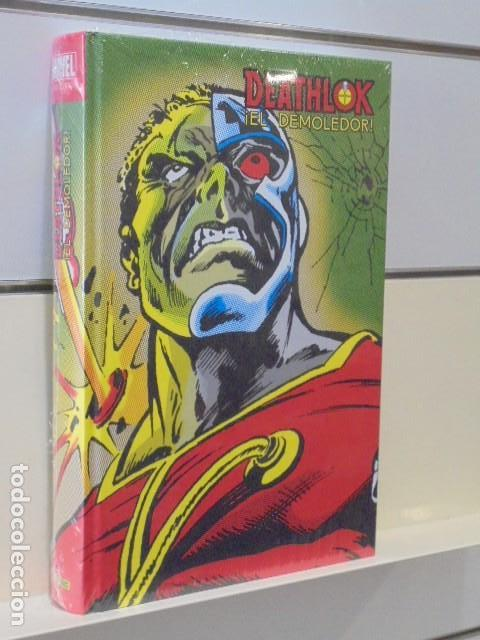 a49862dc9f Deathlok el demoledor marvel limited edition - - Sold through Direct ...
