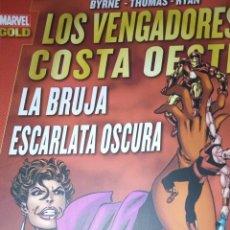 Fumetti: LOS VENGADORES COSTA OESTE LA BRUJA ESCARLATA OSCURA. Lote 123026690