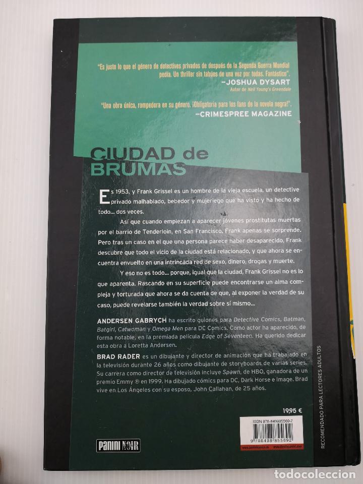 Cómics: Ciudad de Brumas - Foto 2 - 123286267