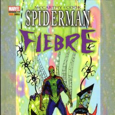 Cómics: SPIDERMAN: FIEBRE - MCCARTHY·COOK. Lote 123485751