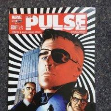 Cómics: THE PULSE Nº 7. Lote 125112367