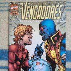 Cómics: VENGADORES Nº 63. Lote 125178995