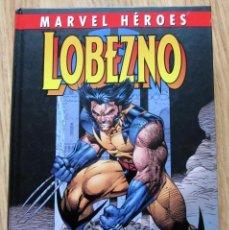 Cómics: MARVEL HEROES LOBEZNO DE LARRY HAMA - MARC SILVESTRI TOMO 584 PAGINAS MARVEL - PANINI. Lote 125187943