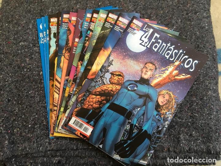 LOS 4 FANTÁSTICOS VOL. 5 - NºS 9 11 13 14 15 18 19 20 23 24 25 27 28 29 30 31 32 Y 33 (Tebeos y Comics - Panini - Marvel Comic)
