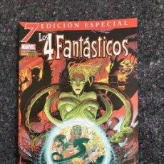 Cómics: LOS 4 FANTÁSTICOS VOLÚMEN 6 Nº 7. Lote 125190747