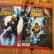 Comics: ULTIMATE IRON MAN NºS 1 Y 2 - COMPLETA. Lote 125230971