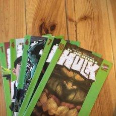 Comics : EL INCREÍBLE HULK NºS 1 4 6 7 9 10 12 Y 13 - RESERVADO. Lote 125231315