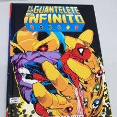 Cómics: EL GUANTELETE DEL INFINITO : HEROES MARVEL - COLECCION JIM STARLIN Nº 5 / MARVEL - PANINI. Lote 125399487