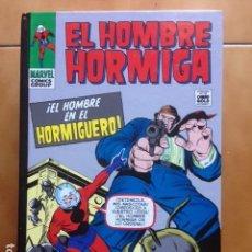 Cómics: MARVEL GOLD OMNIGOLD - EL HOMBRE HORMIGA - STAN LEE JACK KIRBY JOHN BYRNE - 768 PAGS. PANINI COMICS. Lote 125916399