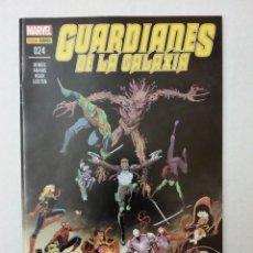Cómics: GUARDIANES DE LA GALAXIA Nº 24, POR BENDIS, ARTHUR ADAMS, STEPHANE ROUX. Lote 126342035