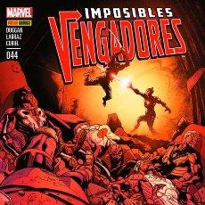 Cómics: COMIC MARVEL - IMPOSIBLES VENGADORES - PANINI COMICS - 044 - NUEVO EN BOLSA. Lote 126847831