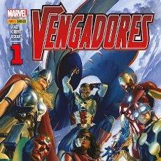 Cómics: COMIC MARVEL - LOS VENGADORES - PANINI COMICS - 064 - NUEVO CON FUNDA PROTECTORA. Lote 126854531