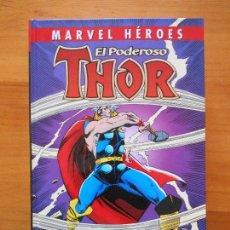 Cómics: EL PODEROSO THOR - MARVEL HEROES - TOM DEFALCO - RON FRENZ - PANINI (CI). Lote 126988135