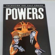 Cómics: POWERS Nº 15 : FEDERALES . PARTE 1 : INFILTRADOS / PANINI COMICS. Lote 127353559