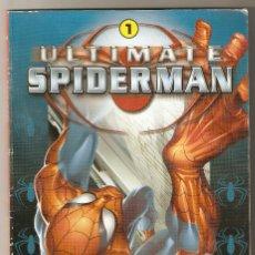 Cómics: COLECCIONABLE PANINI - ULTIMATE SPIDERMAN VOL.1 - Nº 1 - AÑO 2007 - 80 PP -. Lote 127497807