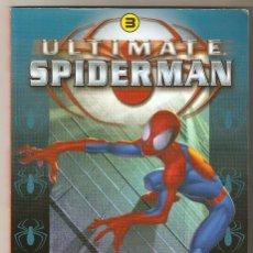 Cómics: COLECCIONABLE PANINI - ULTIMATE SPIDERMAN VOL.1 - Nº 3 - AÑO 2007 - 80 PP -. Lote 127497999