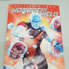 Cómics: HOMBRE DE HIELO Nº 1 DESCONGELADO / MARVEL PANINI. Lote 127743651