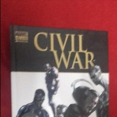 Cómics: CIVIL WAR PRELUDIO -STRACZYNSKI & BENDIS - MARVEL DE LUXE - CARTONE. Lote 128479659