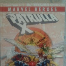 Cómics: MARVEL HEROES: LA PATRULLA X: GRADUACION: NEAL ADAMS: PANINI. Lote 128490399