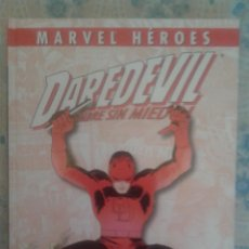 Cómics: MARVEL HEROES: DAREDEVIL: EL DIABLO EN EL INFIERNO: ANN NOCENTI-JOHN ROMITA JR: PANINI. Lote 128490503