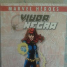 Cómics: MARVEL HEROES: VIUDA NEGRA: RED DE INTRIGAS: PANINI. Lote 128492703