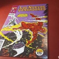 Cómics: LOS NUEVOS VENGADORES 60 EXCELENTE ESTADO FORUM. Lote 128504834
