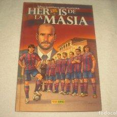 Cómics: HEROIS DE LA MASIA . UNA HISTORIA DEL PLANTER. Lote 128543435