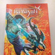 Cómics: RAMAYAN 3392 AD. VIRGIN COMICS POR CHOPRA Y KAPUR. PANINI COMICS 2007. Lote 128572367