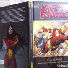 Cómics: TEBEOS Y COMICS: LOS NUEVOS VENGADORES. CIVIL WAR. TOMO 5. MARVEL DELUXE (ABLN). Lote 128678299