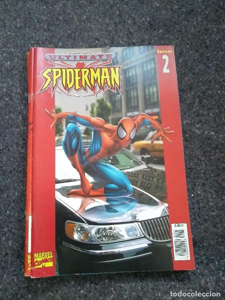 Cómics: Ultimate Spiderman completa + Especial 2003 - con firma de Mark Bagley - Foto 3 - 128796071