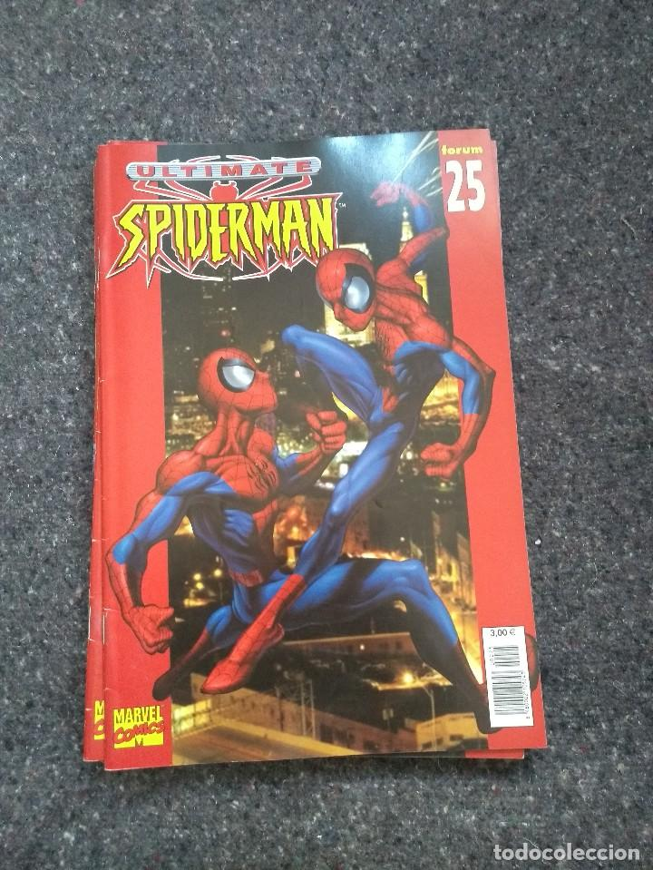 Cómics: Ultimate Spiderman completa + Especial 2003 - con firma de Mark Bagley - Foto 5 - 128796071