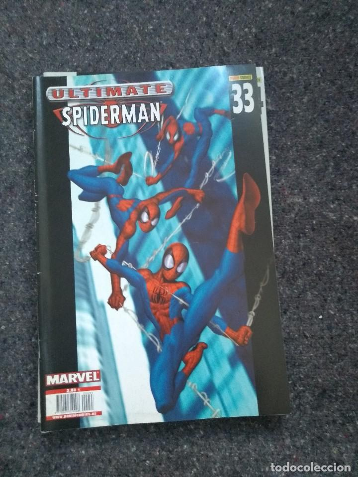 Cómics: Ultimate Spiderman completa + Especial 2003 - con firma de Mark Bagley - Foto 6 - 128796071