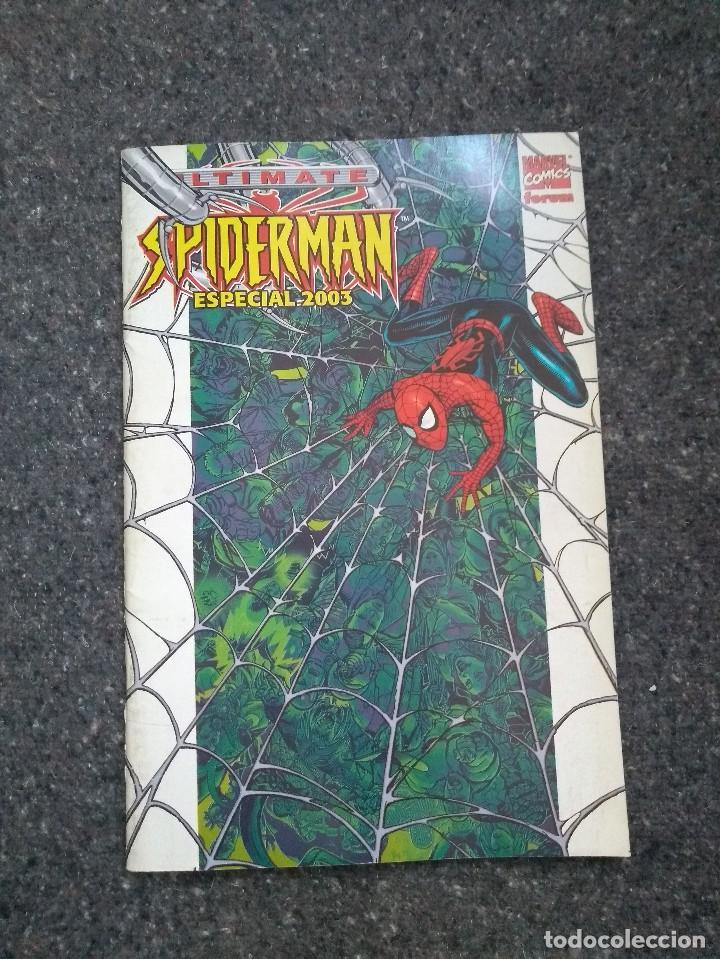Cómics: Ultimate Spiderman completa + Especial 2003 - con firma de Mark Bagley - Foto 8 - 128796071