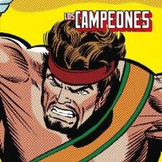 Cómics: MARVEL LIMITED EDITION LOS CAMPEONES DESCATALOGADO. Lote 128891567
