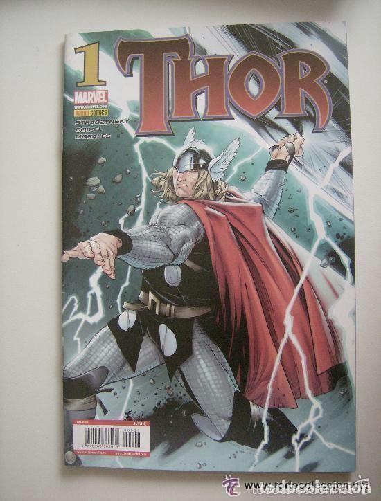 THOR ETAPA STRACINSKY COMPLETA (Tebeos y Comics - Panini - Marvel Comic)