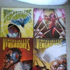 Cómics: IMPOSIBLES VENGADORES. Nº 11 AL 52. PANINI. Lote 129022083