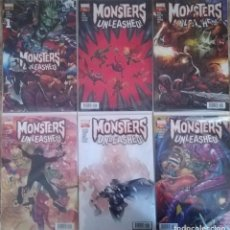 Comics - MONSTERS UNLEASHED - 129290255