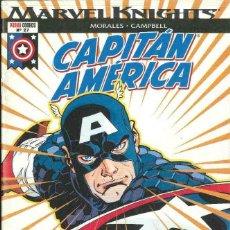 Cómics: MARVEL KNIGHTS. CAPITÁN AMÉRICA. REQUIEM. N-27. Lote 129303215