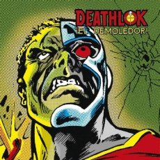 Cómics: MARVEL LIMITED EDITION DEATHLOK EL DEMOLEDOR - PANINI - TAPA DURA - IMPECABLE - OFI15. Lote 129341711