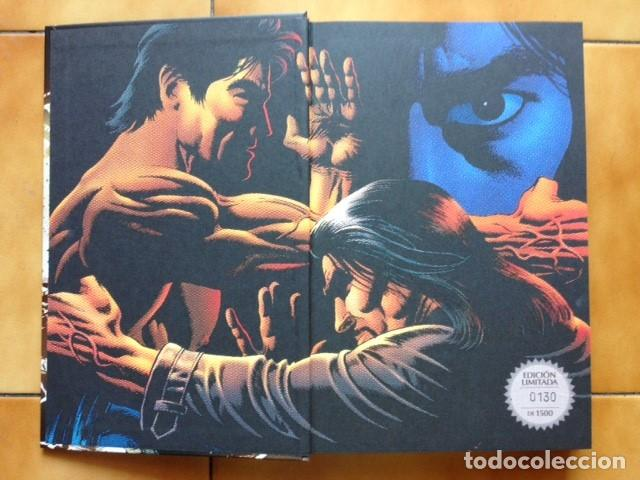 Cómics: MARVEL LIMITED EDITION SHANG CHI MAESTRO KUNG FU INTEGRAL 7 DOUG MOENCH PAUL GULACY ... PANINI SD - Foto 2 - 129358967