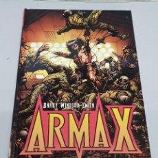 Cómics: ARMA-X - LOBEZNO ¡ OBRA COMPLETA ! BARRY WINDSOR SMITH / MARVEL - PANINI. Lote 129596887