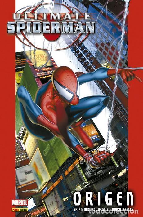 CÓMICS. ULTIMATE INTEGRAL 14. ULTIMATE SPIDERMAN 1 ORIGEN - BAGLEY/BENDIS (CARTONÉ) (Tebeos y Comics - Panini - Marvel Comic)