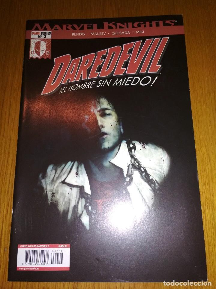 DAREDEVIL MARVEL KNIGHTS 2 VOLUMEN VOL 2 (Tebeos y Comics - Panini - Marvel Comic)